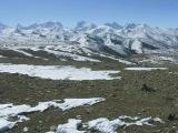 Tibetská náhorná plošina a nekonečné Himaláje...