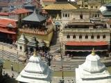 Hinduistický chrám Pashupatinath...