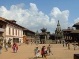 Výlet do mesta Bhaktapur...
