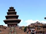Bhaktapur, bývalé kráľovské mesto...