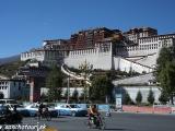 Palác Potala, sídlo Dalajlámov...