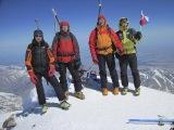 Na vrchole Elbrusu...