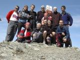 Na najvyššom vrchole Rumunska...