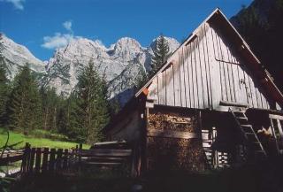 Krásna dolina Trenta...
