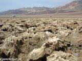 Solné pláne Údolie smrti - Death Valley...