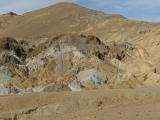 Maliarová paleta v  Údolí smrti...