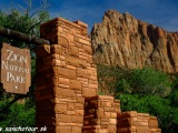 Národný park Zion - Utah...