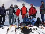 Na vrchole najvyššieho kopca Retezatu...