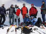 Na skialpe v Rumunsku....