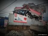 Takto to vyzeralo miestami v Káthmandu po zemetrasení 25.4. 2015...