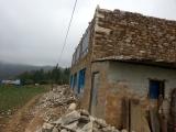 Dedinka Jantarkhani v oblasti Solokhumbu...