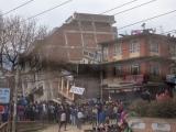 Kathmandu po zemetrasení 25.4. 2015...